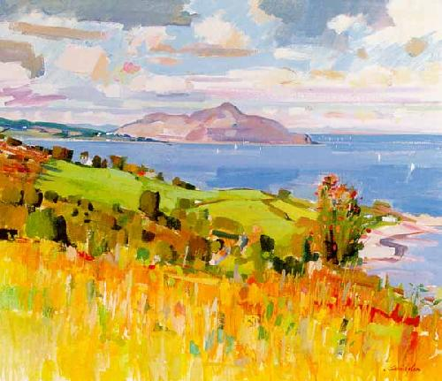 Holy Isle by John Cunningham