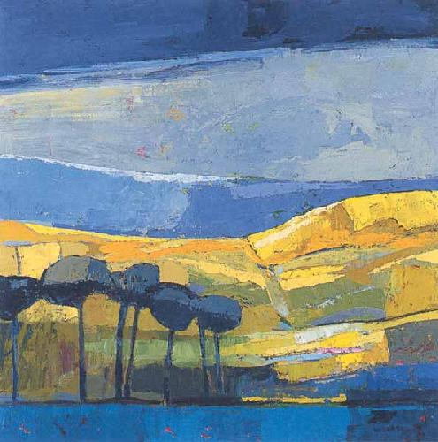 Partly Sunny by Kirsty Wither