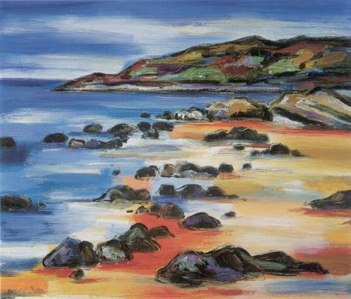 Croy Bay by Judith I. Bridgland