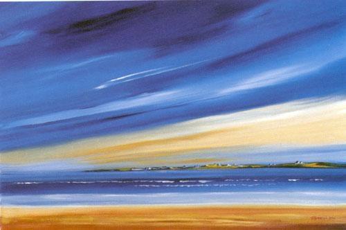 Gott Bay, Tiree by John Spinelli