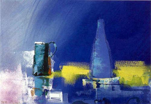 Still Life Study 1 by Alan Morgan