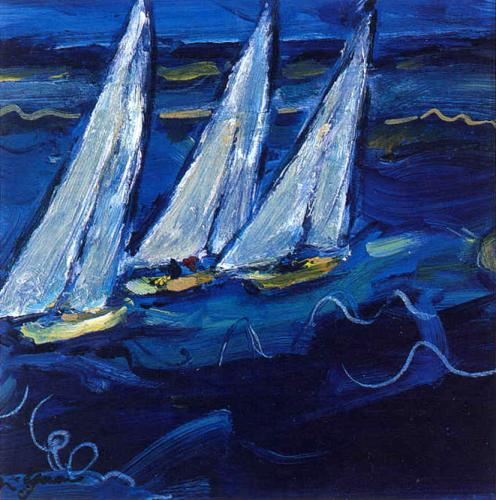 Regatta by Eleanor McGowan