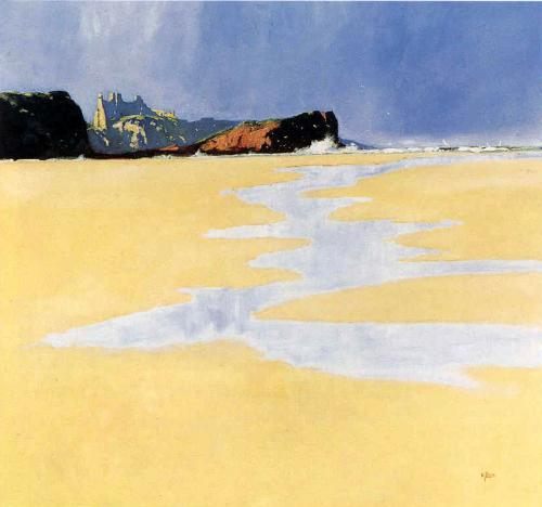 Seacliff Sands by William Green