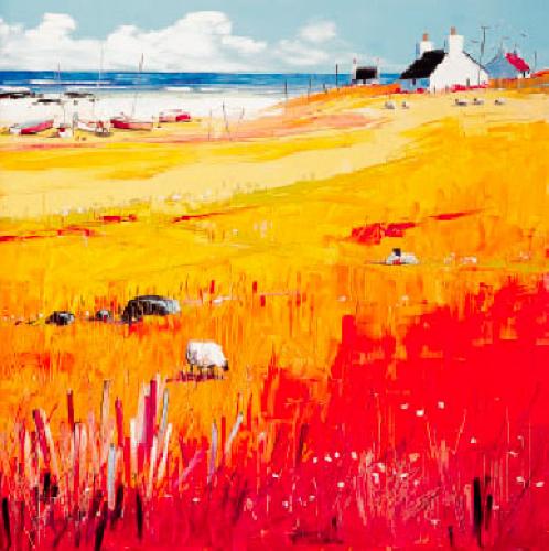 Croft, West Coast by Daniel Campbell