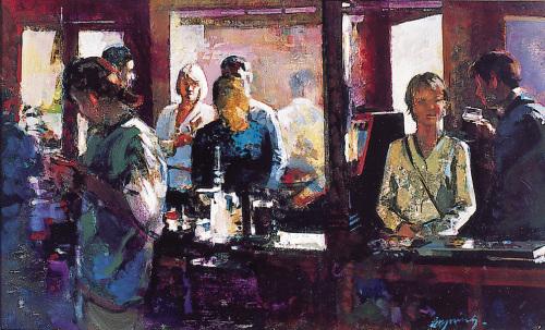 Liquid Lunch by Hugh Bryning