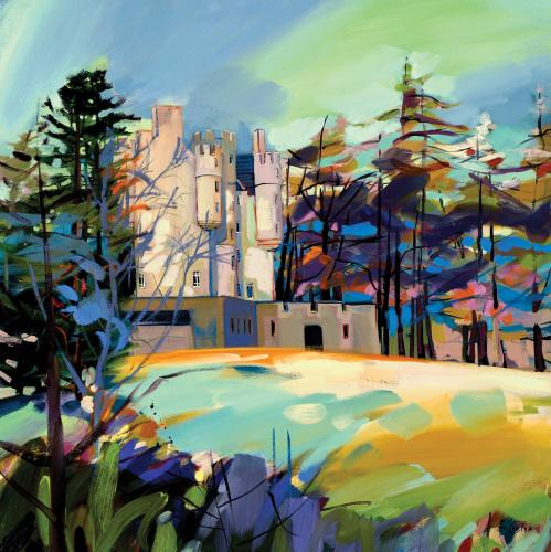 Braemar Castle by Pam Carter