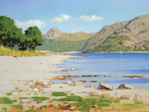 Loch Linnhe by Ed Hunter