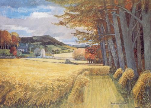 Autumn harvest by Joseph Maxwell