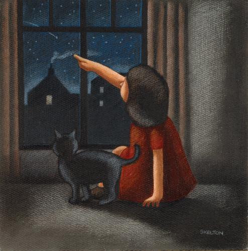 Catch a falling star by Sam Skelton