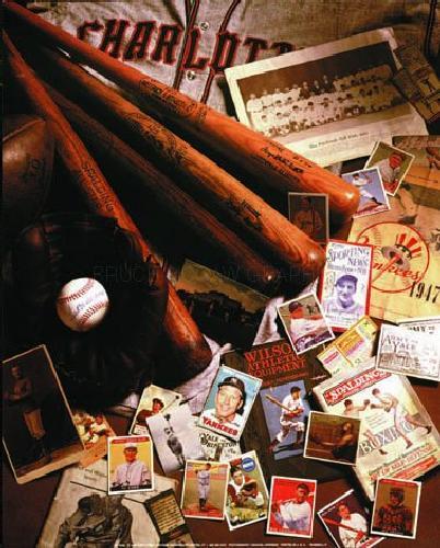 Baseball II by Harrison