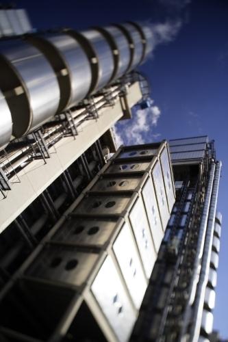 London - Lloyds Building II by Richard Osbourne