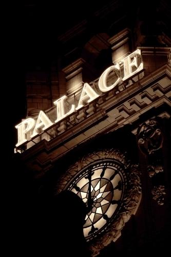 Palace Hotel Manchester - Sepia by Richard Osbourne