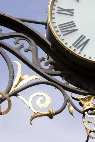 Clock And Ironwork by Richard Osbourne