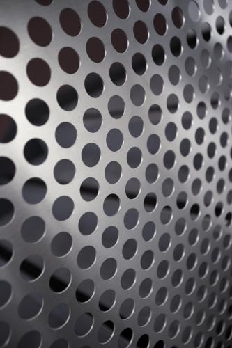 Steel Patterns II by Richard Osbourne