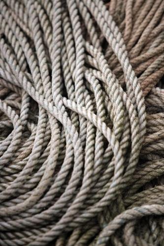 Fishing Ropes by Richard Osbourne