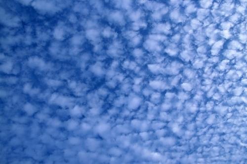 Cirrocumulus Clouds by Richard Osbourne