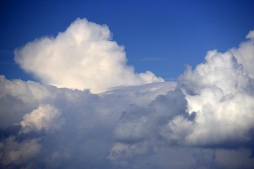 Cumulus Clouds II by Richard Osbourne