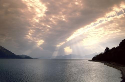 Loch Linnhe by Richard Osbourne