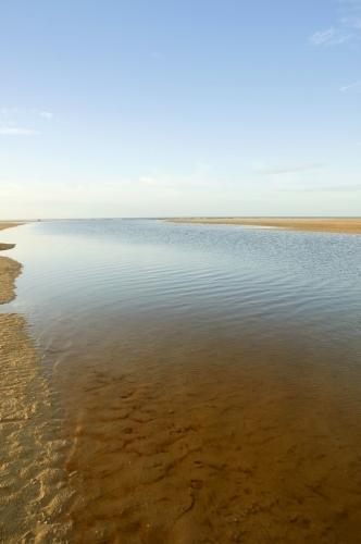 Holkham Beach - Norfolk by Richard Osbourne