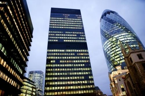 The City by Richard Osbourne