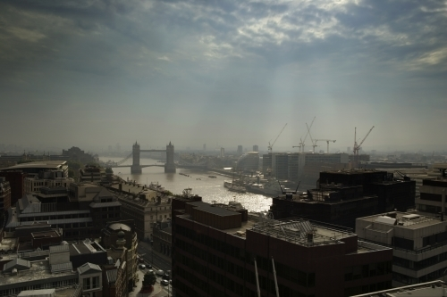 London - The Smoke by Richard Osbourne
