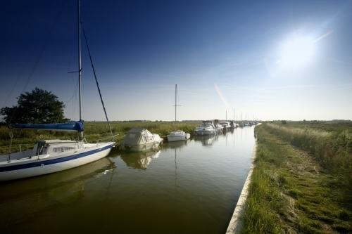 Norfolk Broads by Richard Osbourne