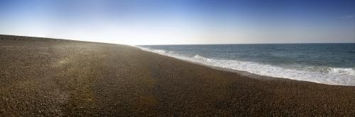 Norfolk Beach II by Richard Osbourne