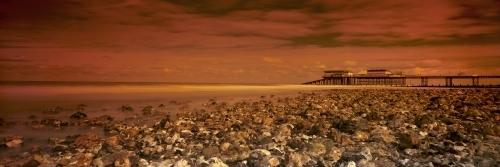 Cromer Beach - Norfolk II by Richard Osbourne