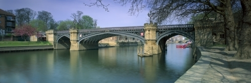 York - Skeldergate Bridge I by Richard Osbourne