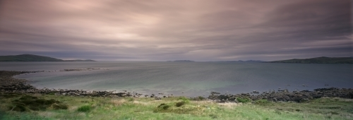 Scottish Seascape - Gruinard Bay by Richard Osbourne