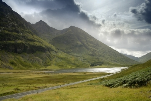 Glen Coe II by Richard Osbourne