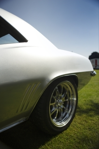 Muscle Car by Richard Osbourne