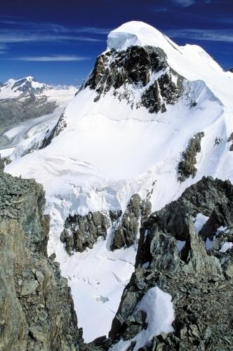 Breithorn - Swiss Alps by Richard Osbourne