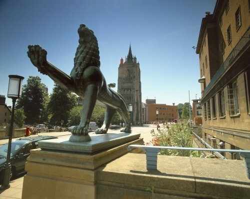 Norwich City Hall by Richard Osbourne