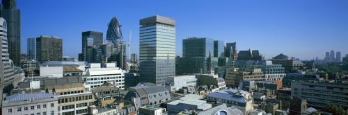 The City Of London by Richard Osbourne