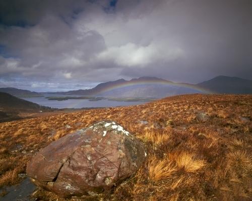 Loch Maree, Highlands, Scotland by Richard Osbourne