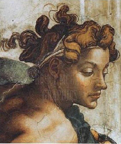 Portrait: Nude II by Michelangelo