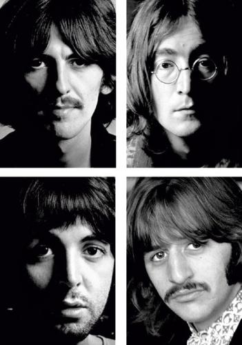 Beatles - White Album by Celebrity Image