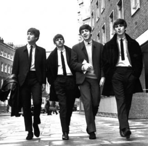 Beatles - In London by Celebrity Image