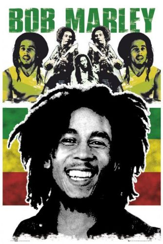 Bob Marley - Rasta by Anonymous