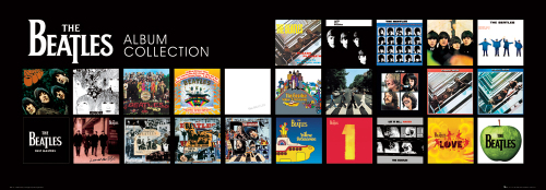 The Beatles - Albums by Celebrity Image