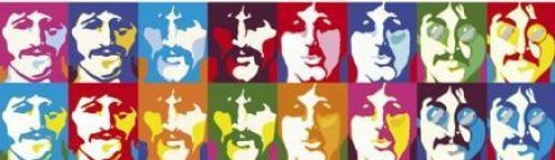 The Beatles - Sea of colours by Anonymous