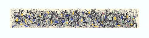 Summertime, 1948 by Jackson Pollock