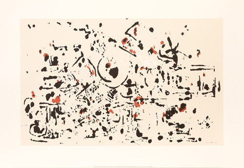 Untitled, 1951 by Jackson Pollock