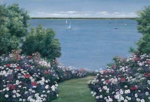 Summer Vista by Diane Romanello