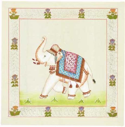 Festival Elephant II by Silk Road