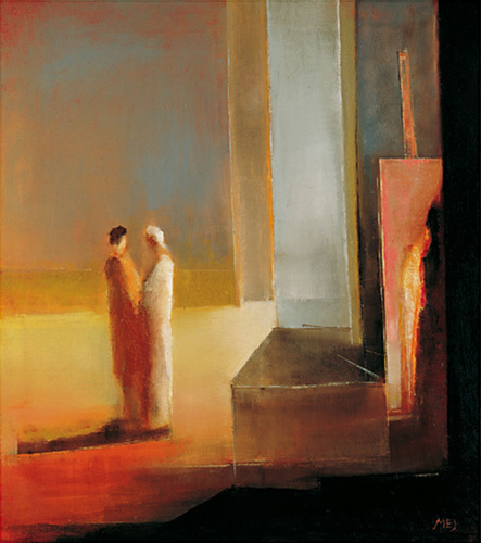 Encounter, 1999 by Han Mes