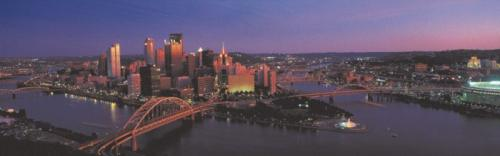 Pittsburgh by James Schwabel
