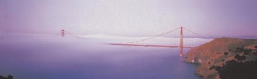 Golden Gate, San Francisco by James Blakeway