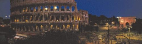 The Colosseum, Rome by James Blakeway